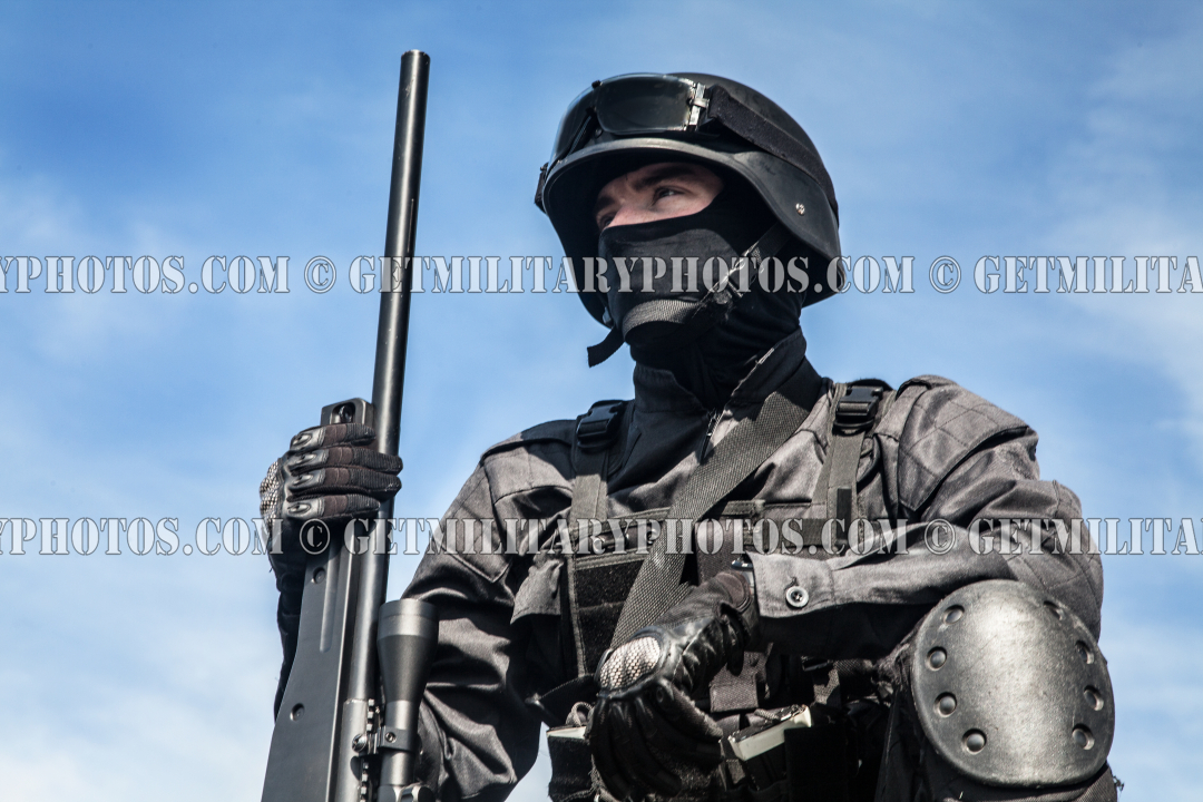 Swat Police Sniper Swat And Police Military And Law