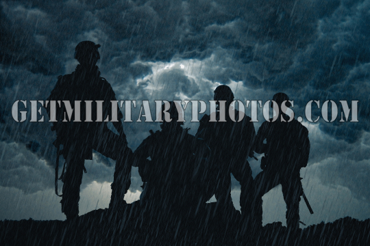 United States Army rangers