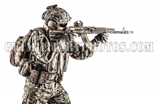 Russian special operations forces