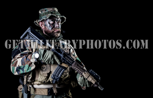 Jungle warfare unit