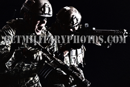 Special Forces Attack