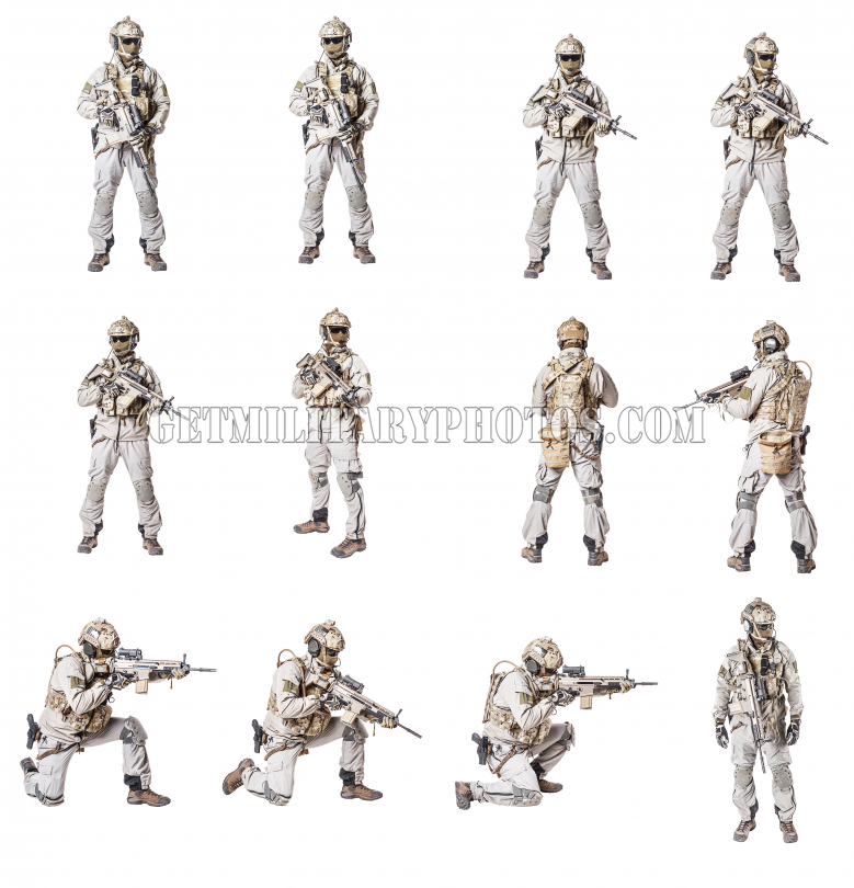 Special Operations Forces collection