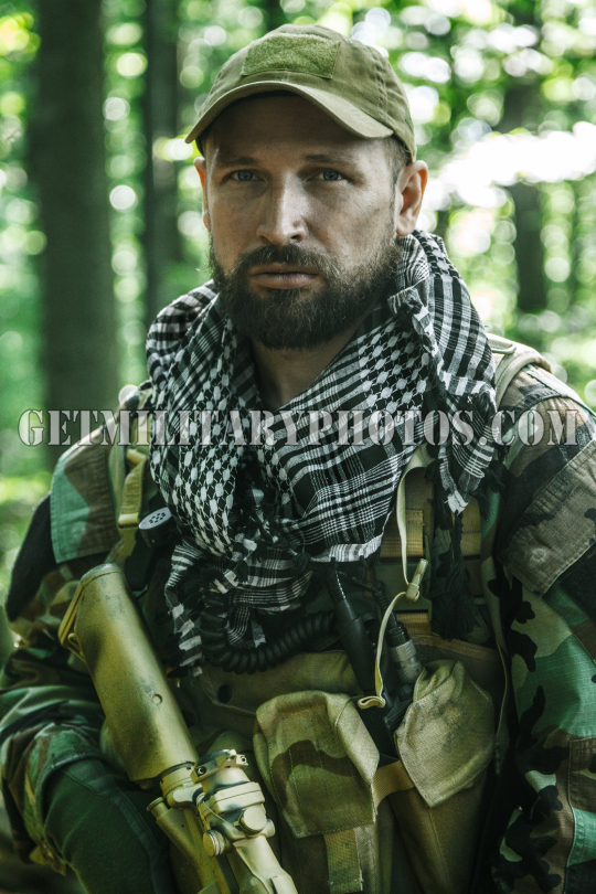 Navy SEAL Taliban hunter