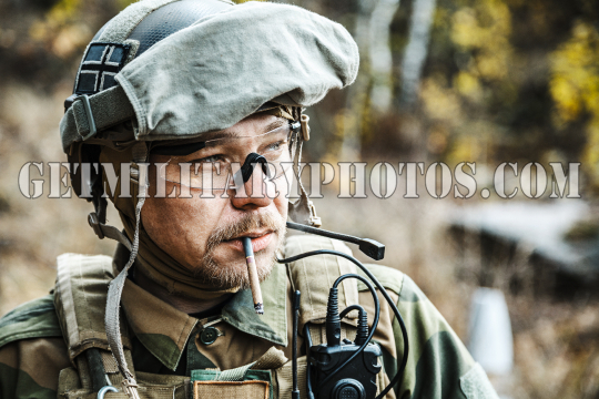 Norwegian Armed Forces soldier